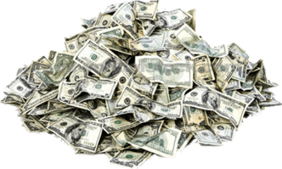 Pile of money png. Cash transparent stickpng objects