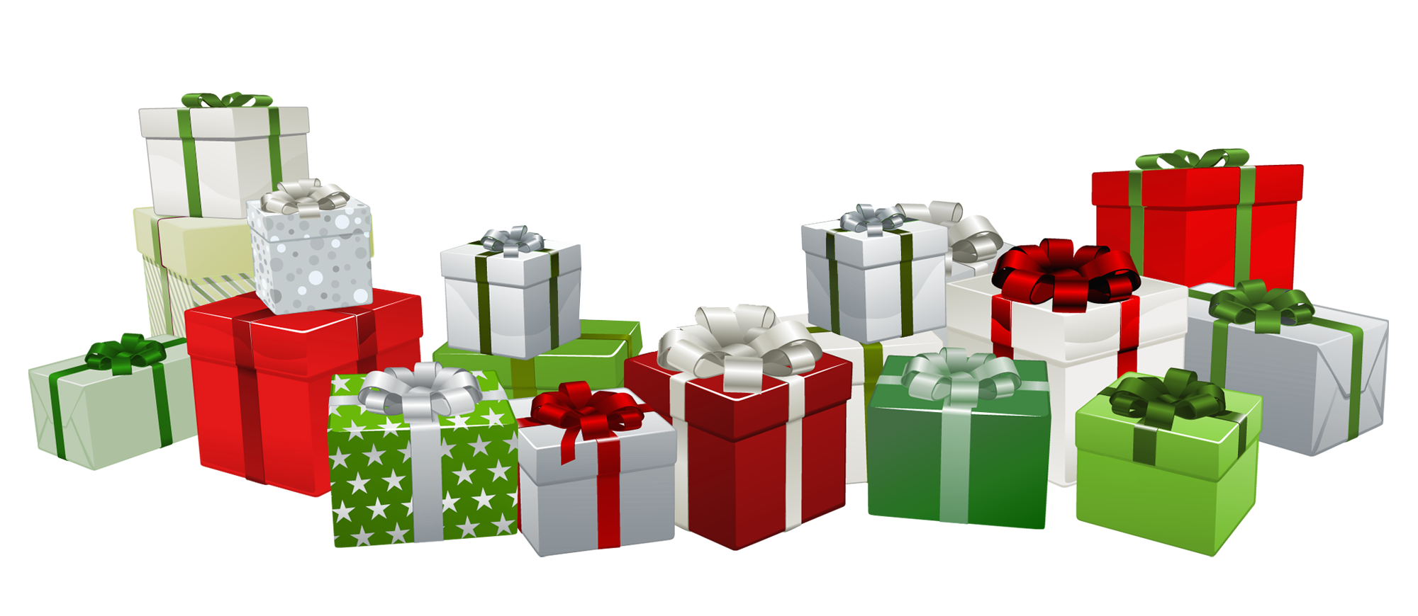 Presents png. Collection of clipart