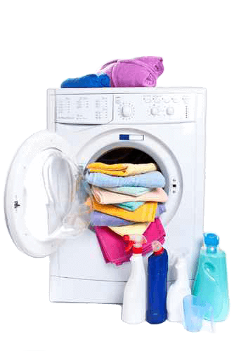 washing clothes png