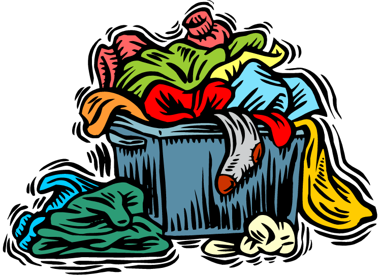 Pile of dirty clothes png. Clip art n free