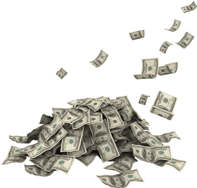 Pile of money png. Image