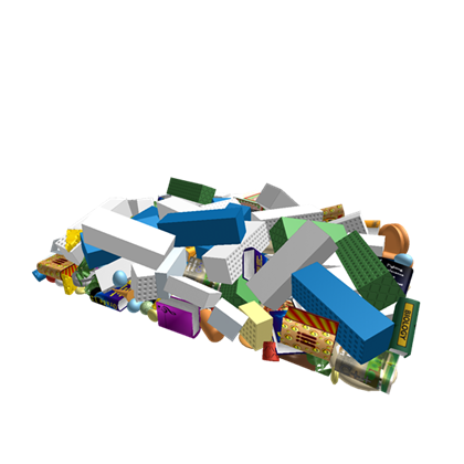 Pile of trash png. Roblox