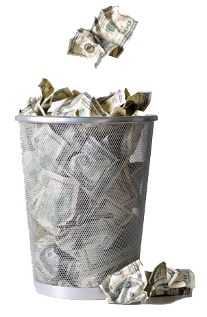 Pile of trash png. Cash reinventedlife