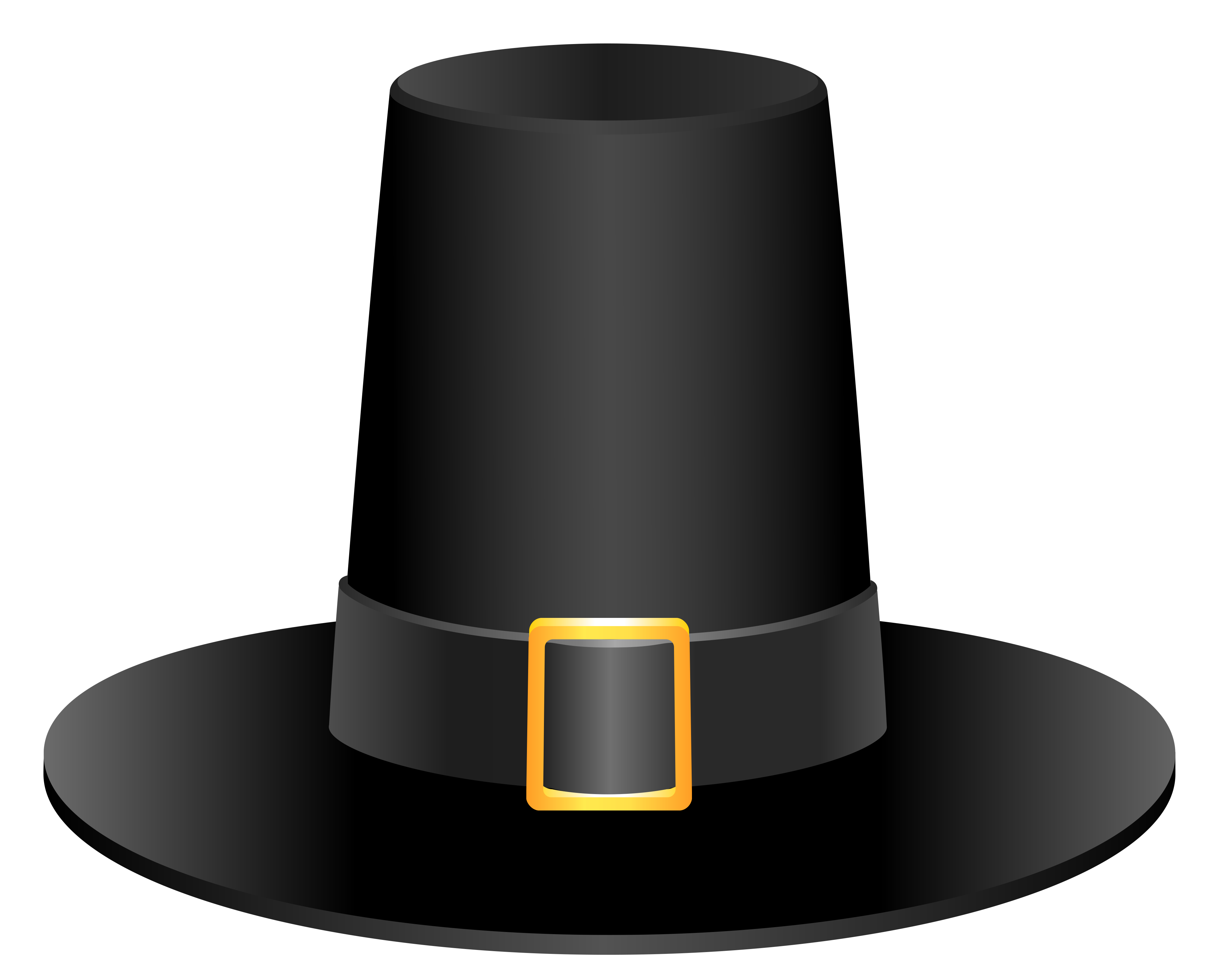 Pilgrim hat png. Black picture gallery yopriceville