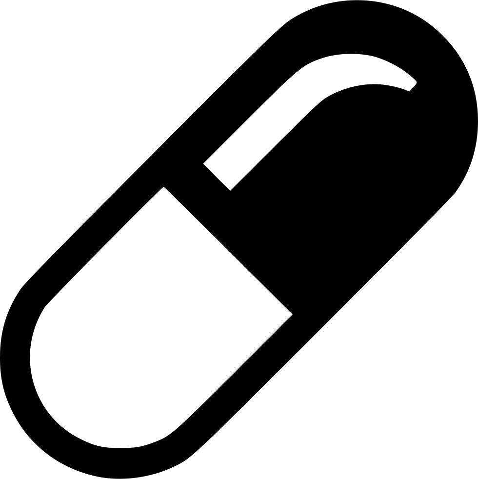 Akira pill png. Capsule svg icon free