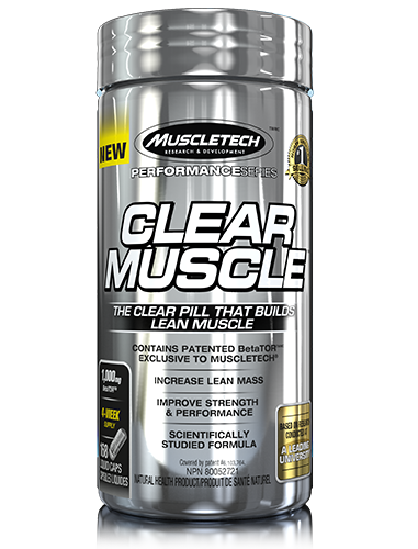 Pill transparent protein supplement. Clear muscle muscletech clearmuscleaward