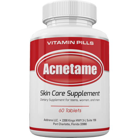 Pill transparent protein supplement. Acnetame vitamin supplements for