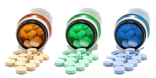 pill transparent protein supplement