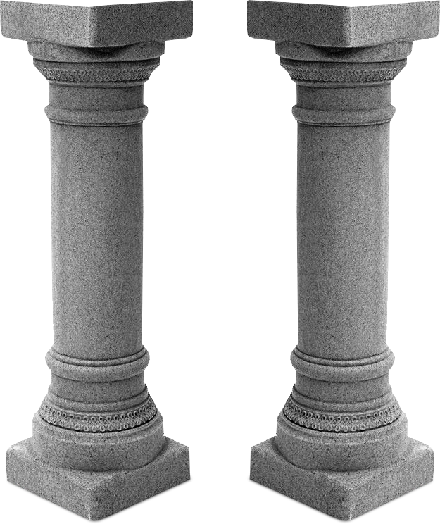 Pillar transparent marble. Download free png images