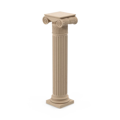 Pillar transparent marble. Download free png background
