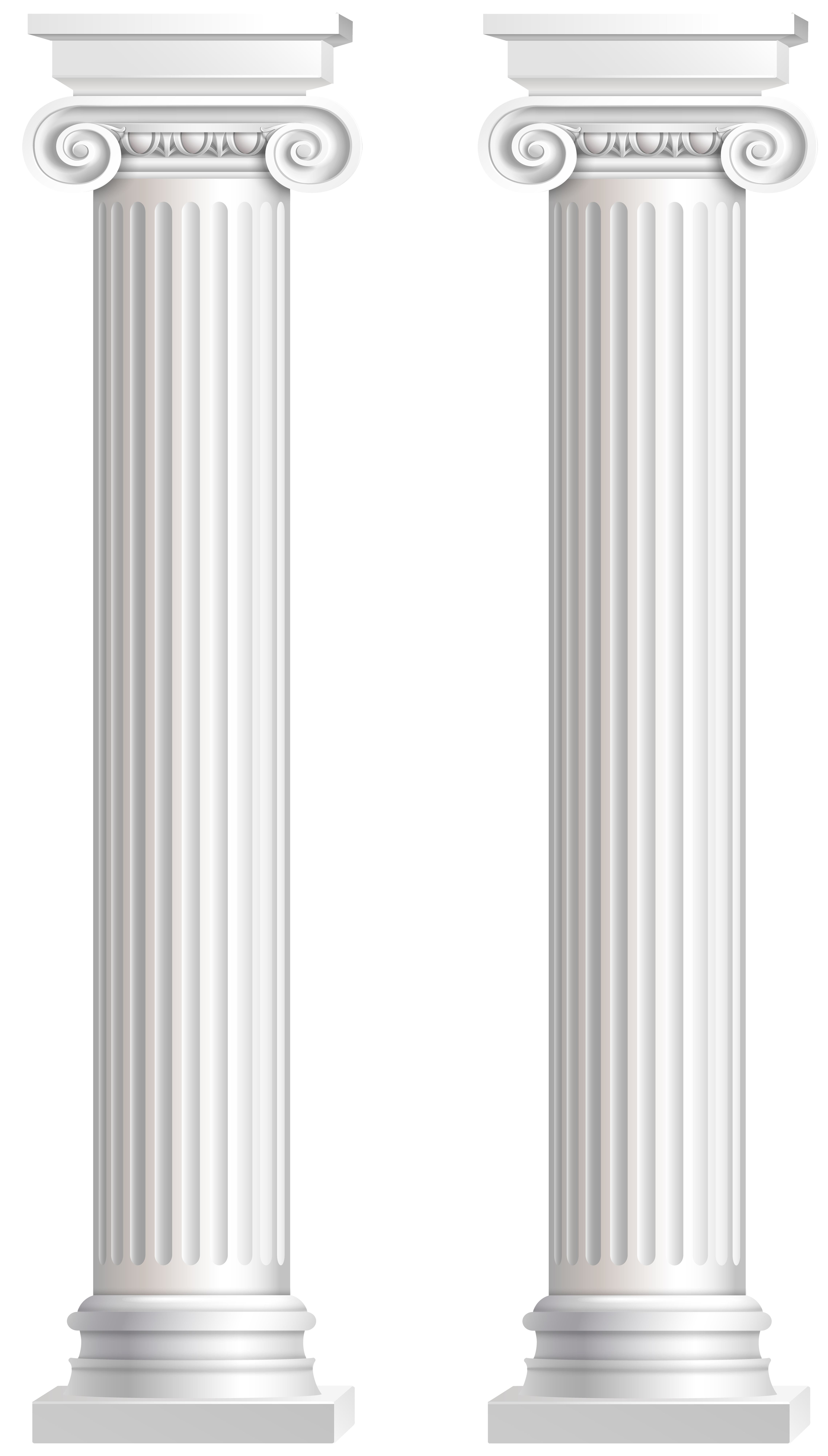 Pillar transparent column. Pillars clipart huge