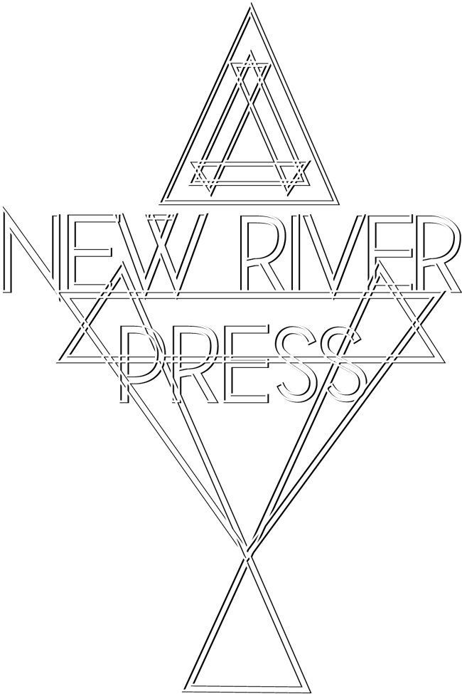 Vortex drawing triangle. Events new river press