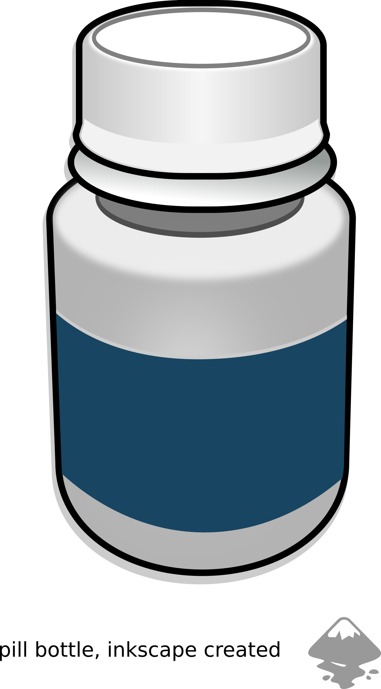 jar transparent pill