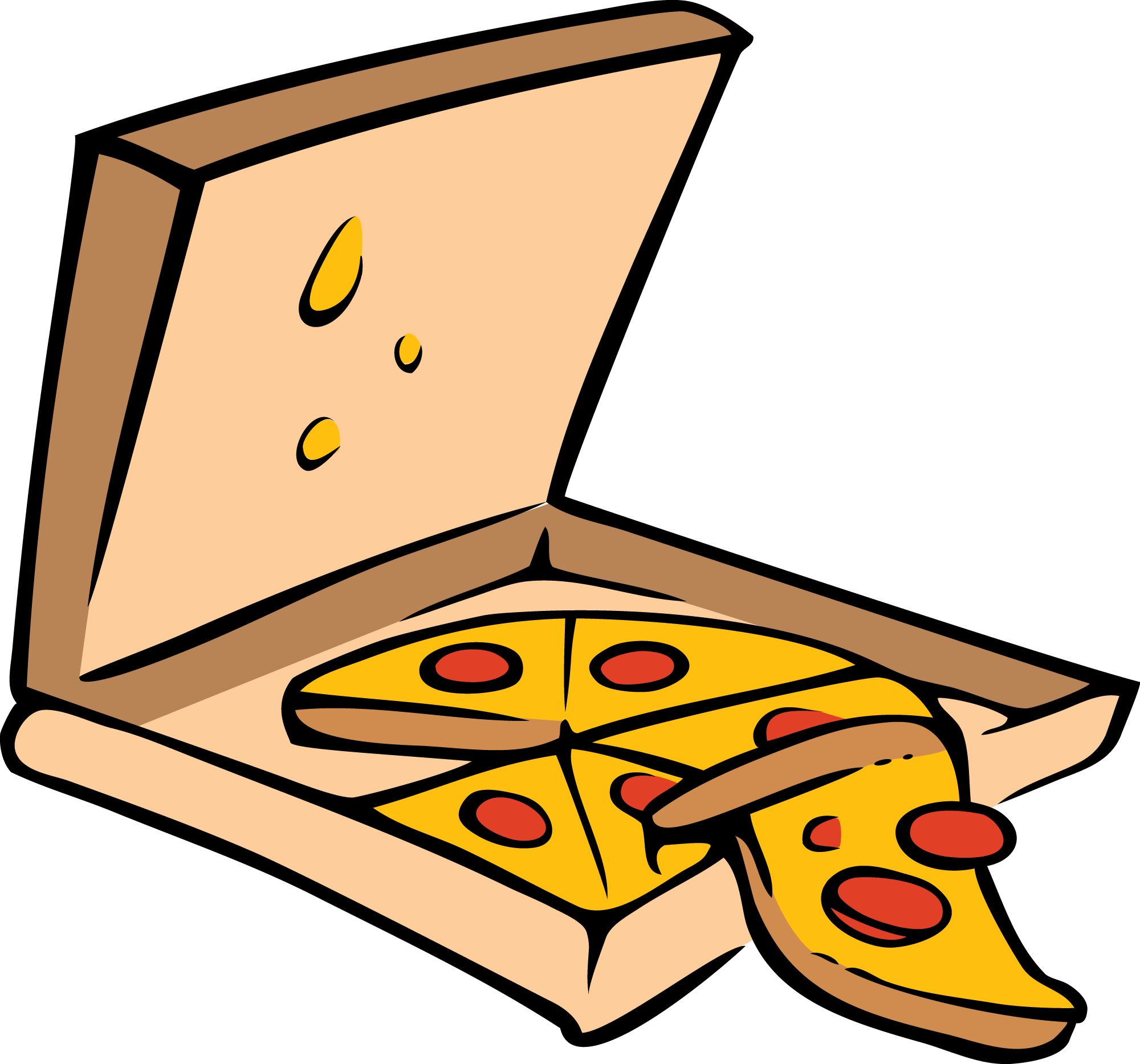 Pusheen vector pizza. Free sewer cliparts download