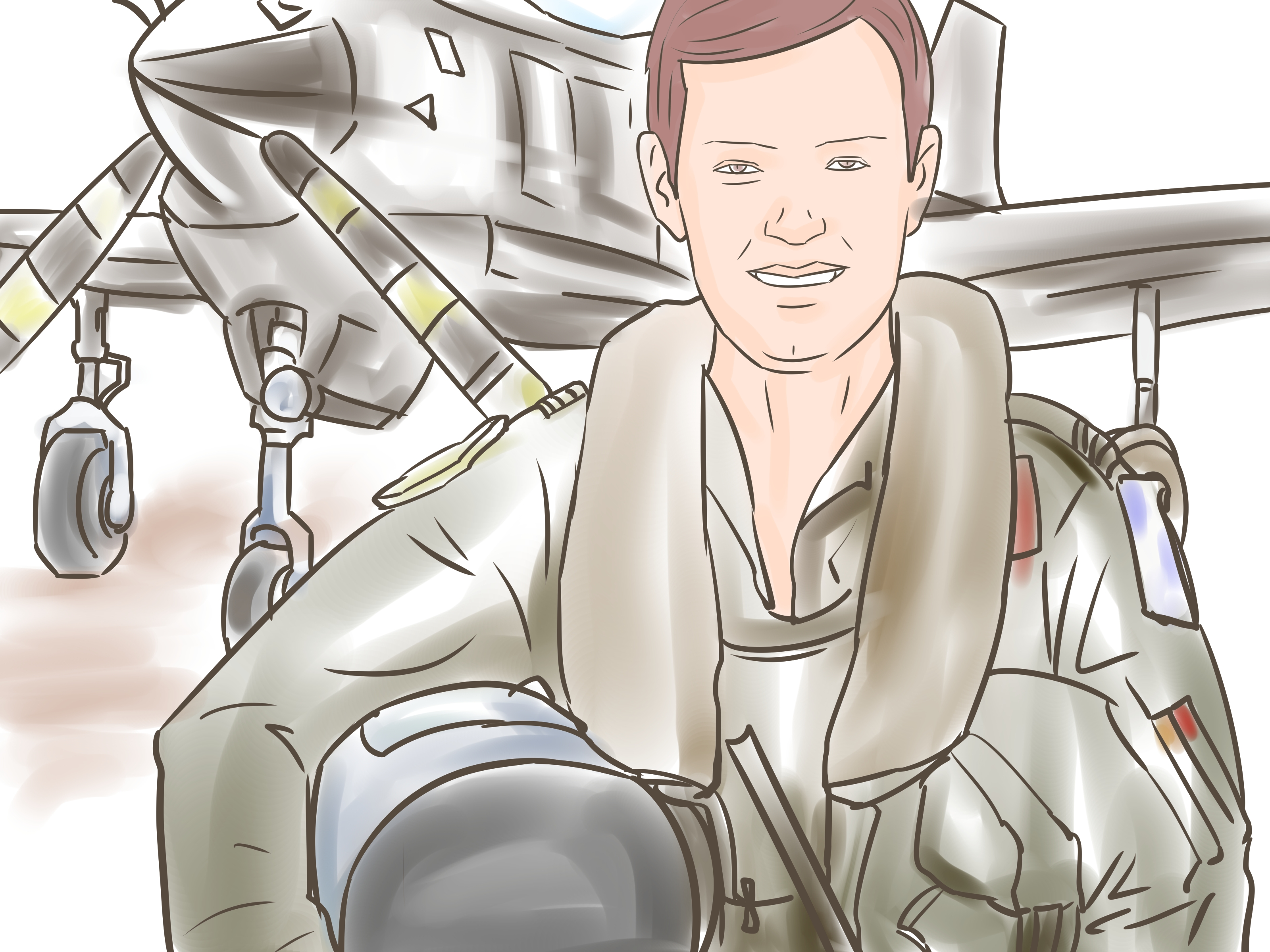 Pilot clipart pilot indian. How to become a