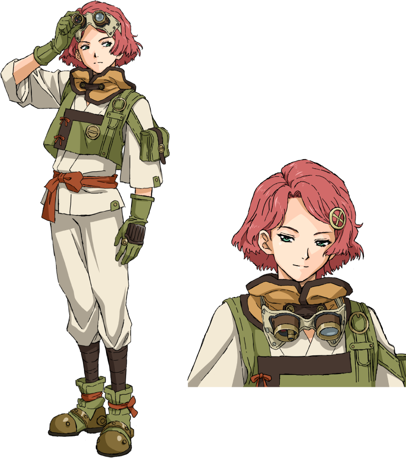 Pilot drawing anime character. Image result for kabaneri