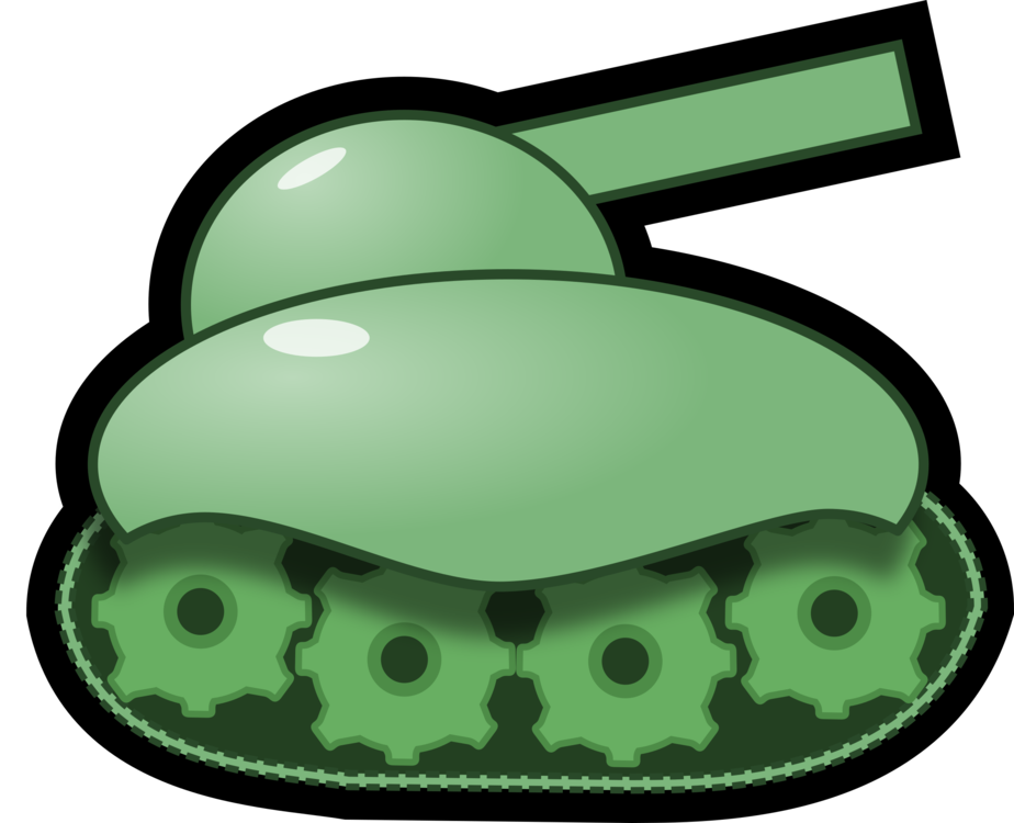Green tank. British heavy tanks of