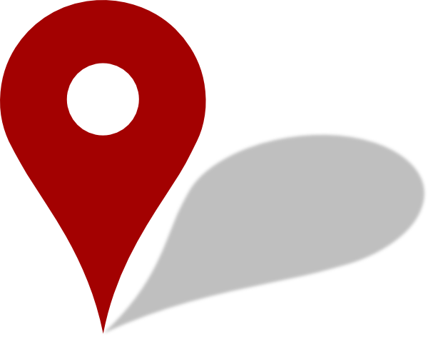 Red location pin png. Transparent pictures free icons