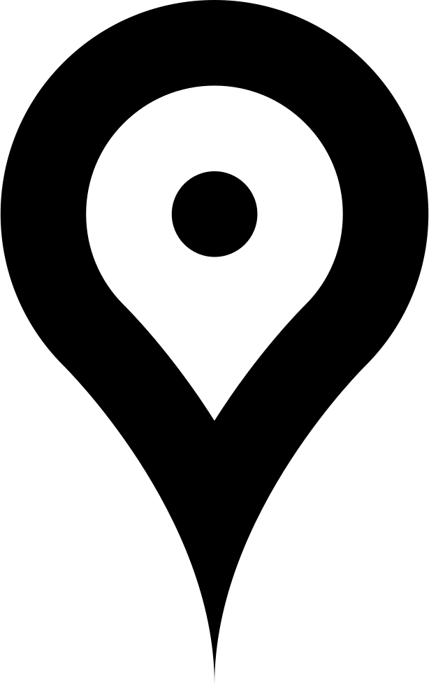 Pin location png. Map stroke svg icon