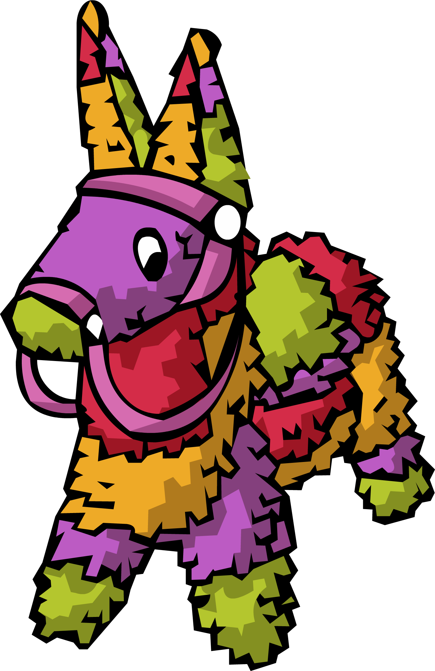 Image png club penguin. Pinata transparent jpg royalty free stock