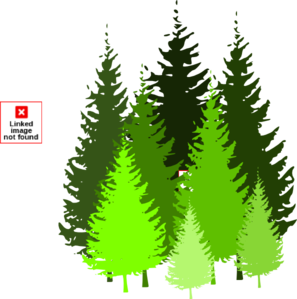 Pine clipart bunch tree. Grouping by atom clip