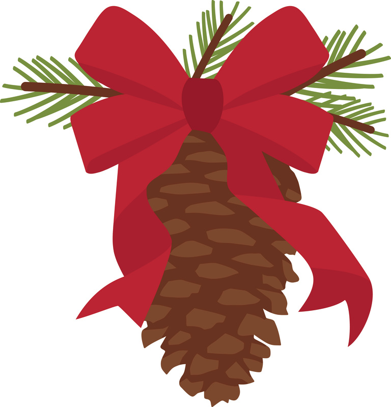 Pine clipart cute. Cone at getdrawings com