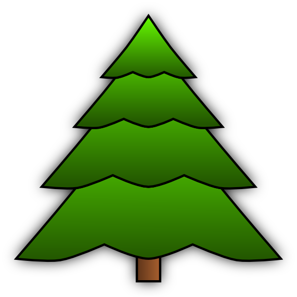 Vector triangles tree