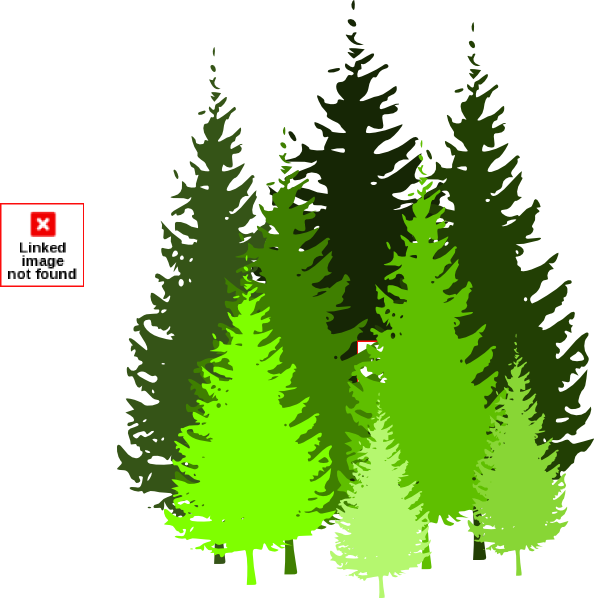 Pine tree png silhouette. Trees clipart kid clipartix