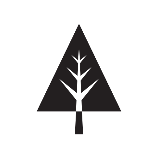 Pine tree png vector. Image royalty free stock