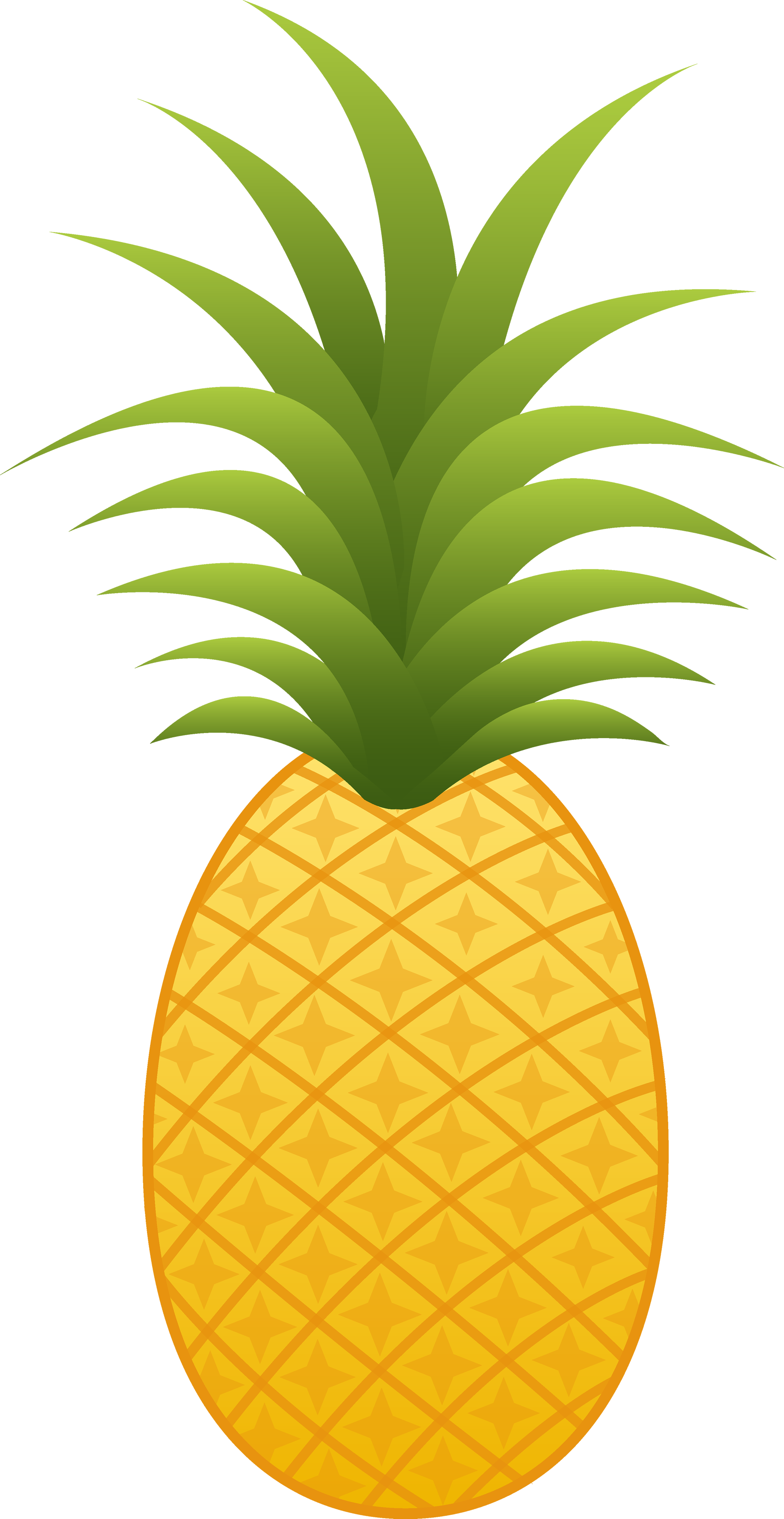Pineapple cartoon png. Images free pictures download