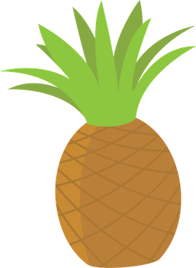 pineapple clipart summer
