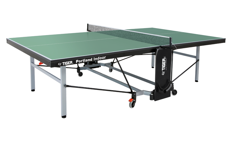 Ping png games. Portland indoor pong table
