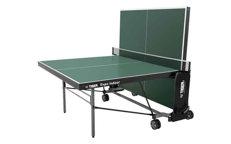 Ping png table. Expo indoor pong by