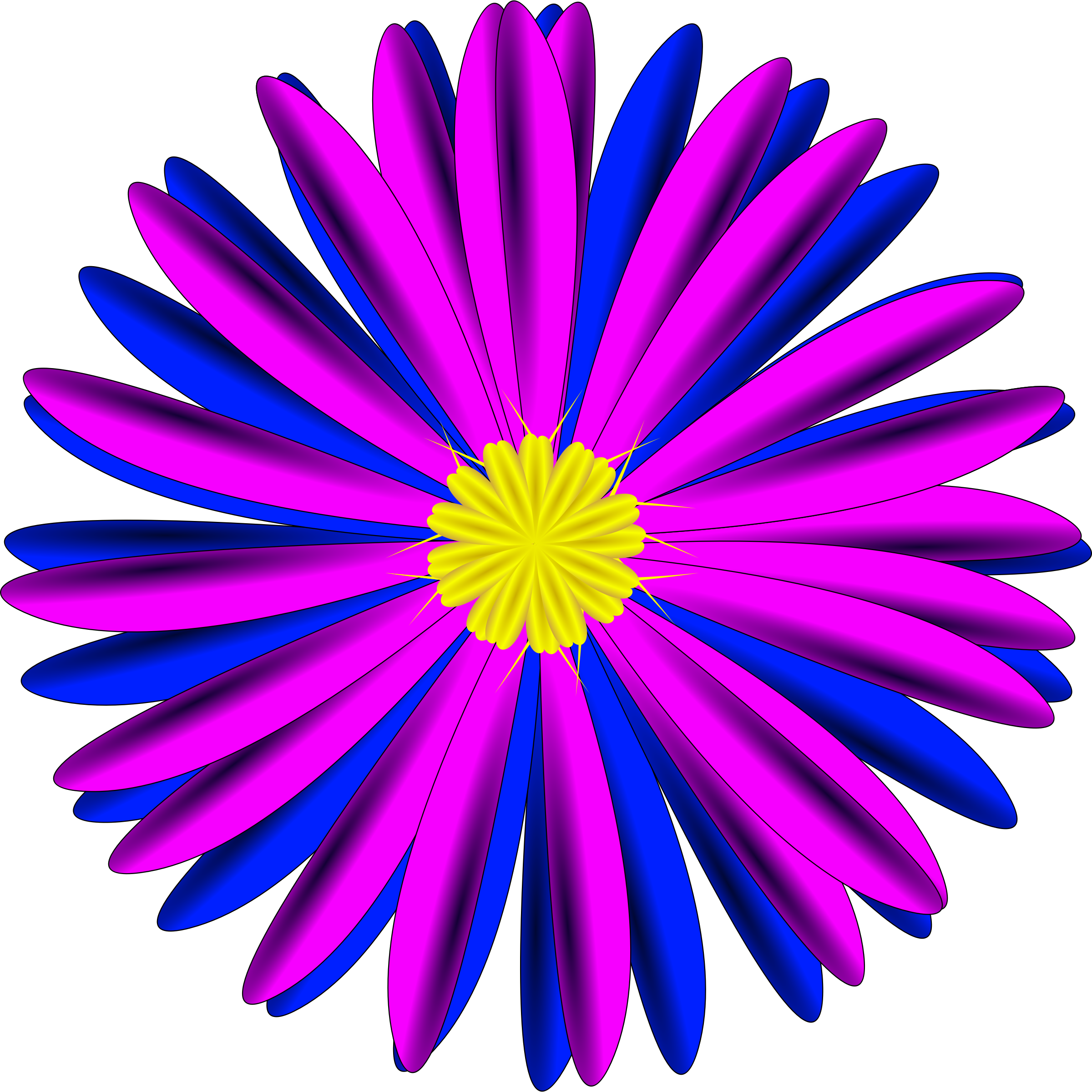 Pink and blue flowers png. Flower icons free downloads