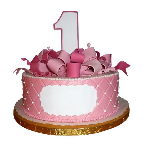Pink cake png. Custom birthday cakes for