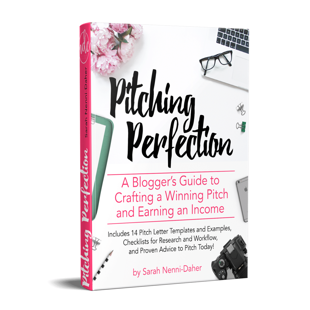 Pink book spine png. Pitching perfection orana creative