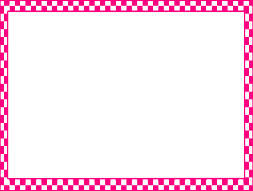 Pink border png. Frame pic free images