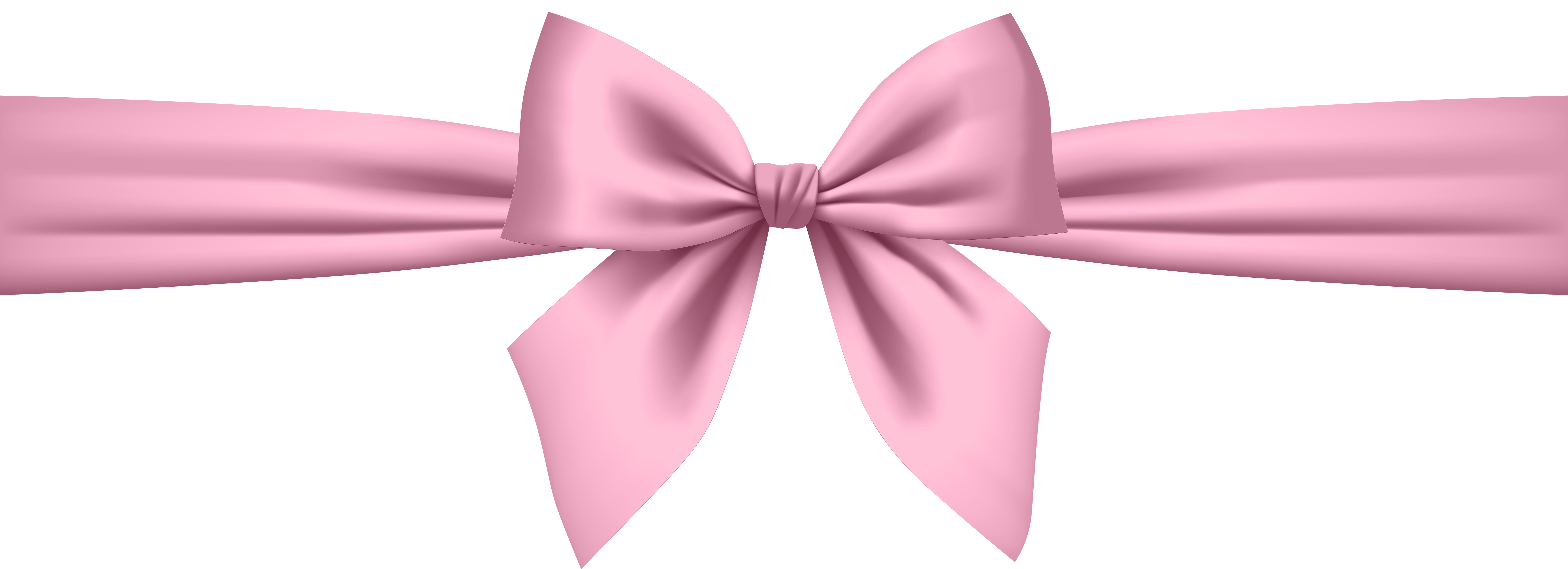 Soft transparent clip art. Pink bow png clip art library stock