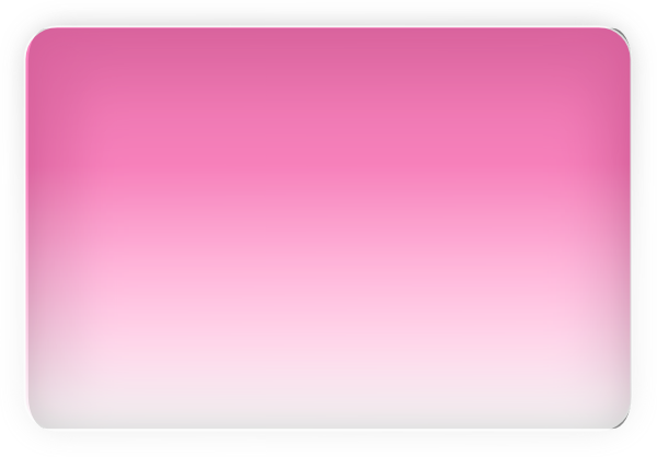 Pink rectangle png. Glossy button clip art