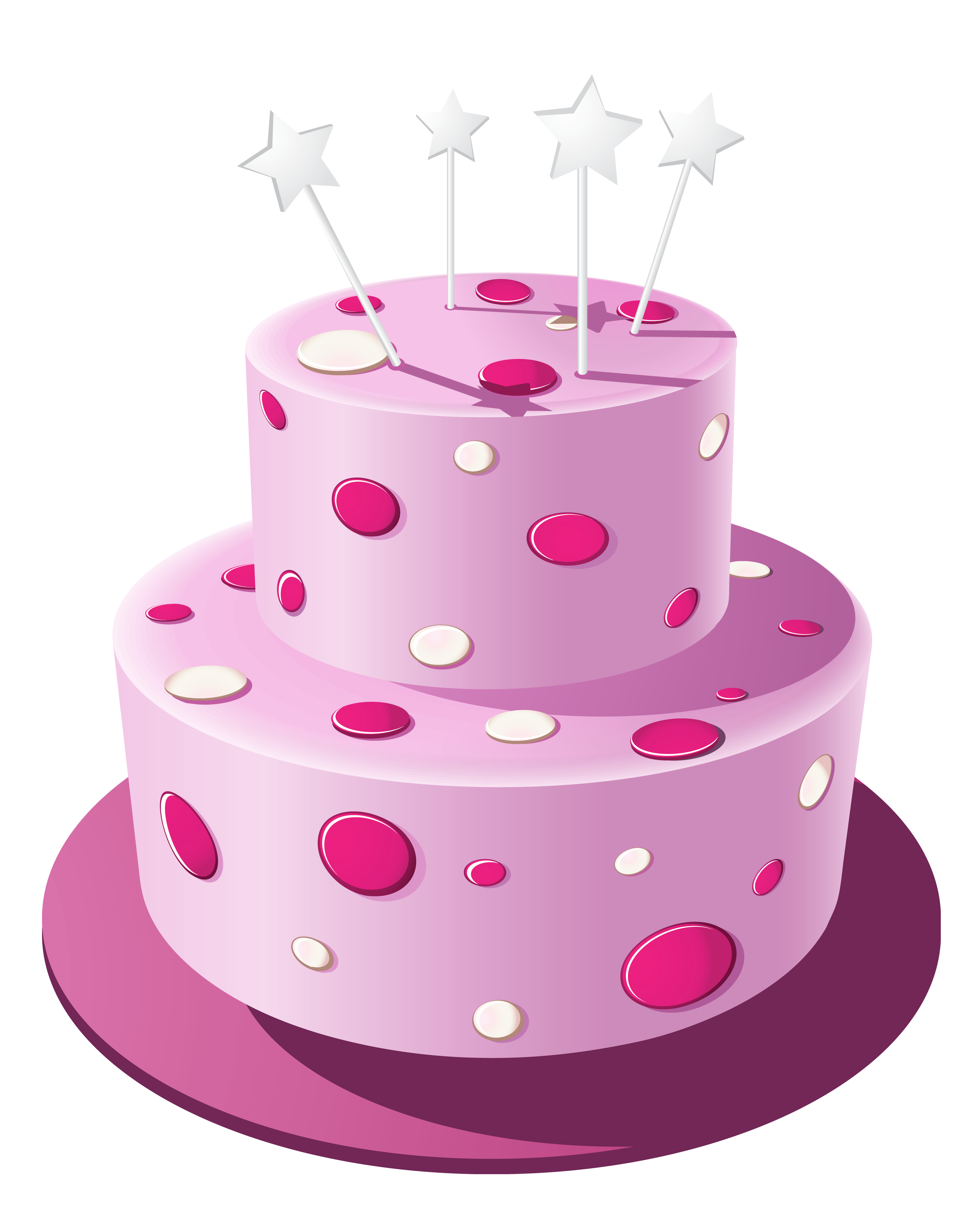 Pink cake png. Clipart image gallery yopriceville