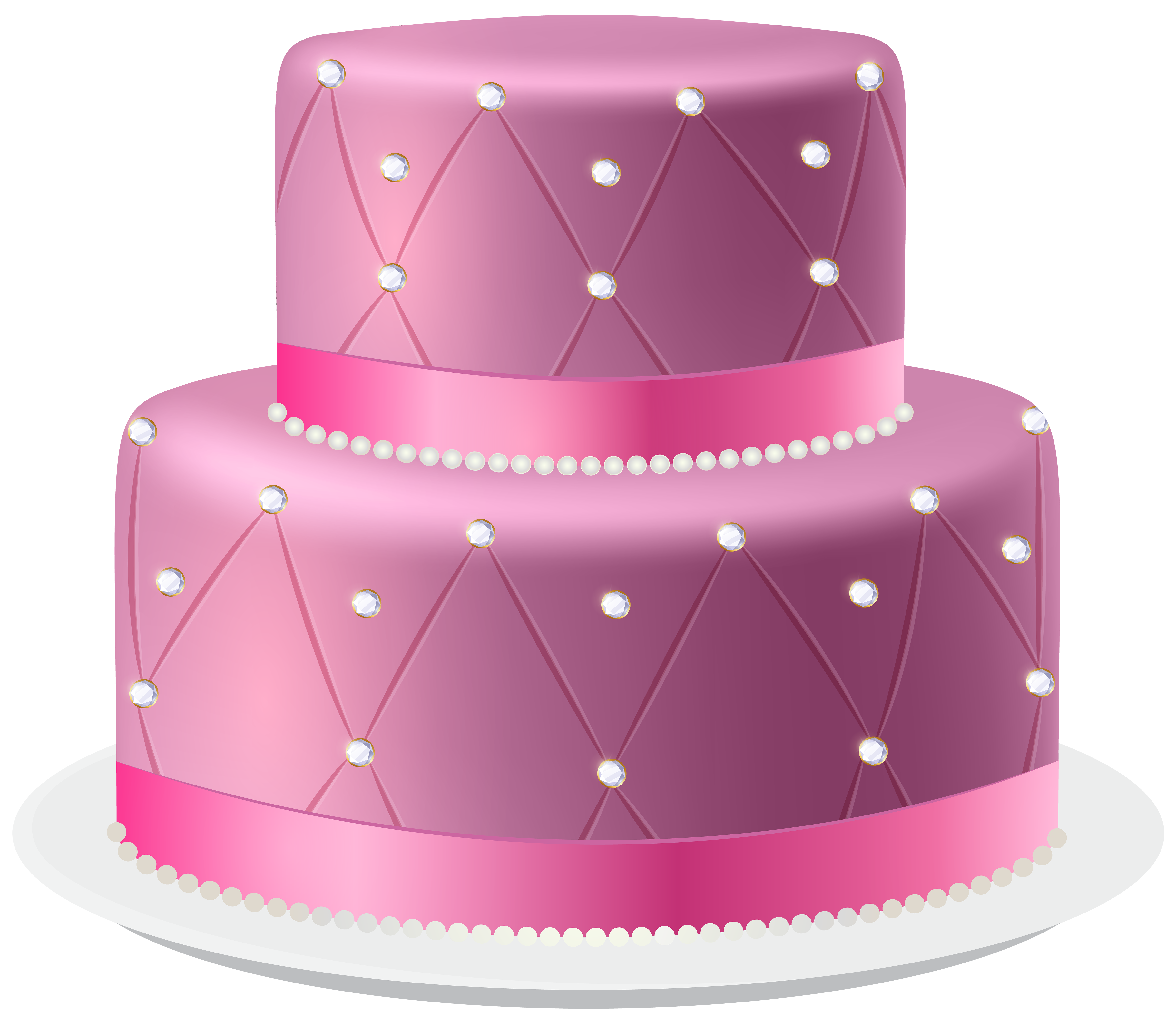 Pink cake png. Clip art image gallery