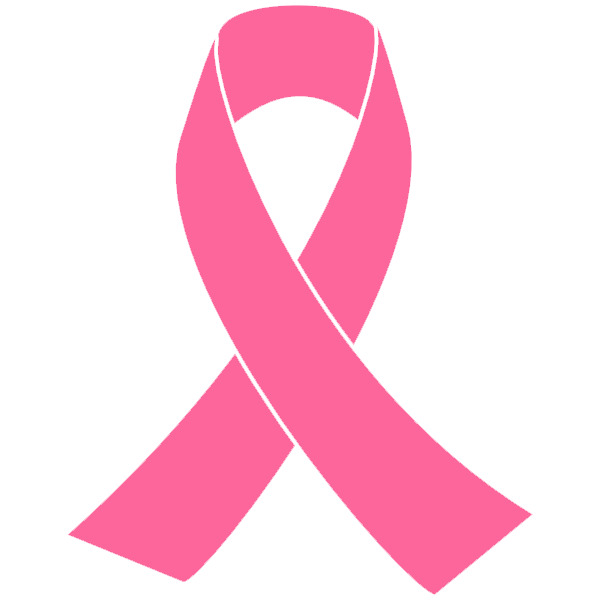 Breast cancer ribbon png. Awareness month