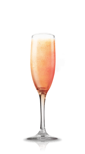 Pink champagne png. Mock cocktail flow