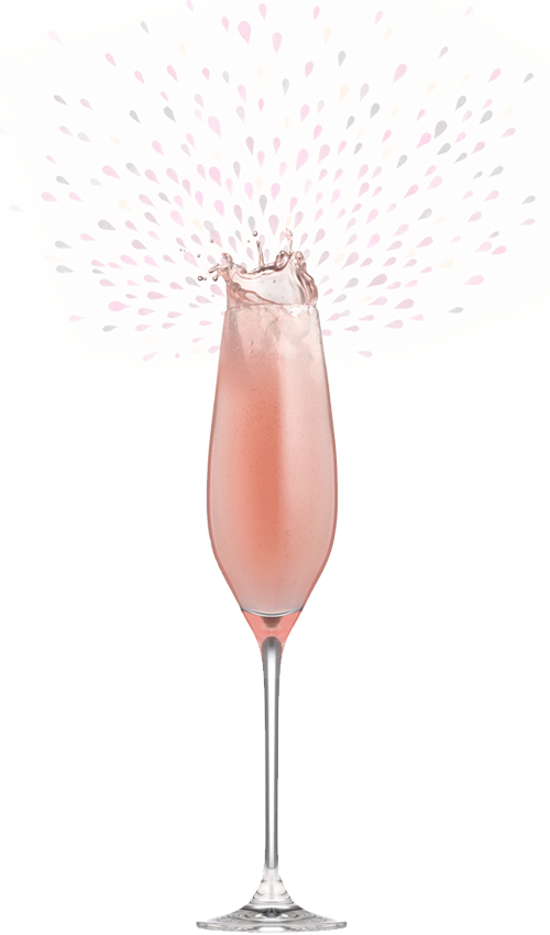 Pink champagne png. Limoncello cocktails recipes lemon