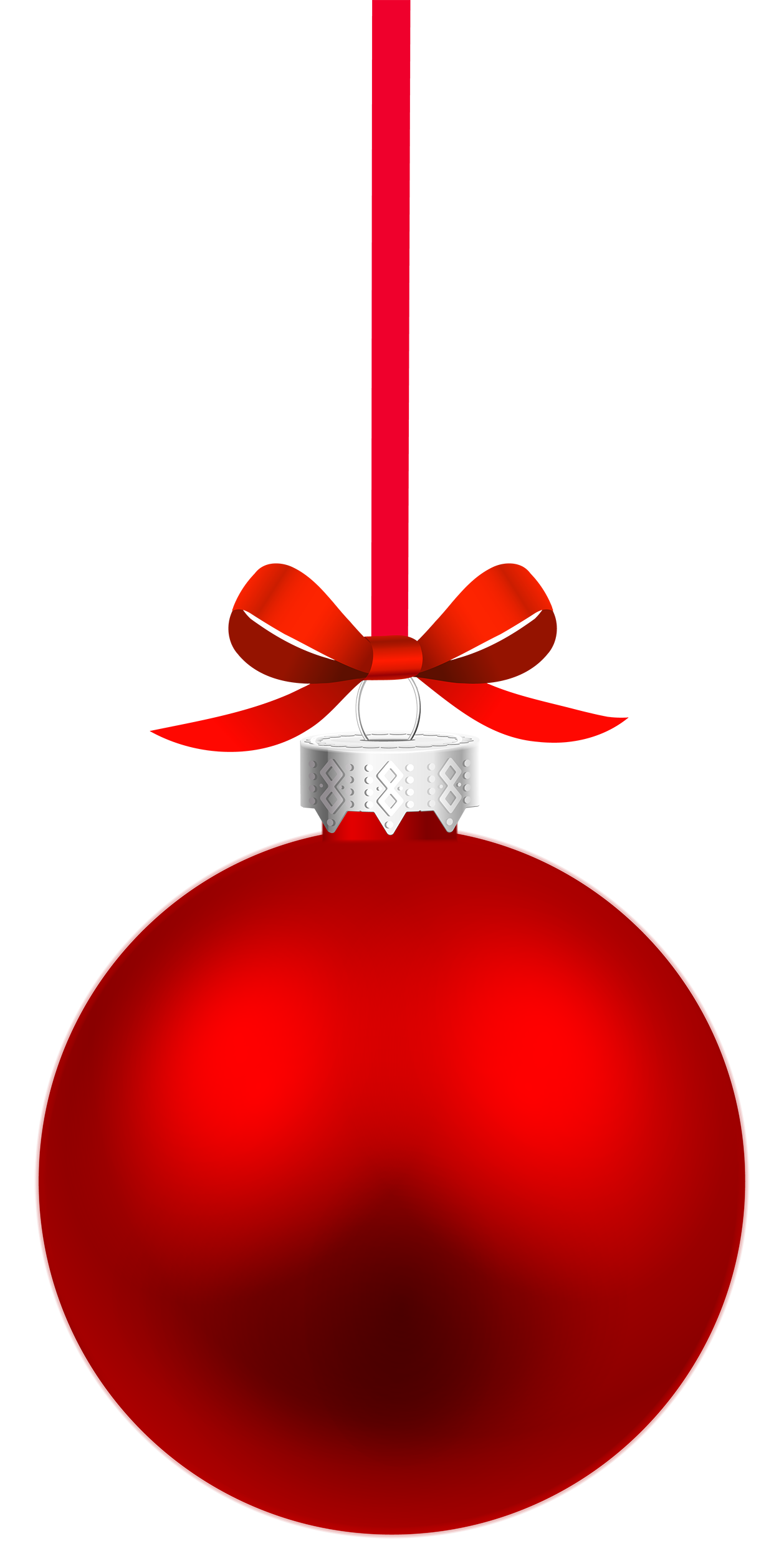 Red ornaments png. View source image misc