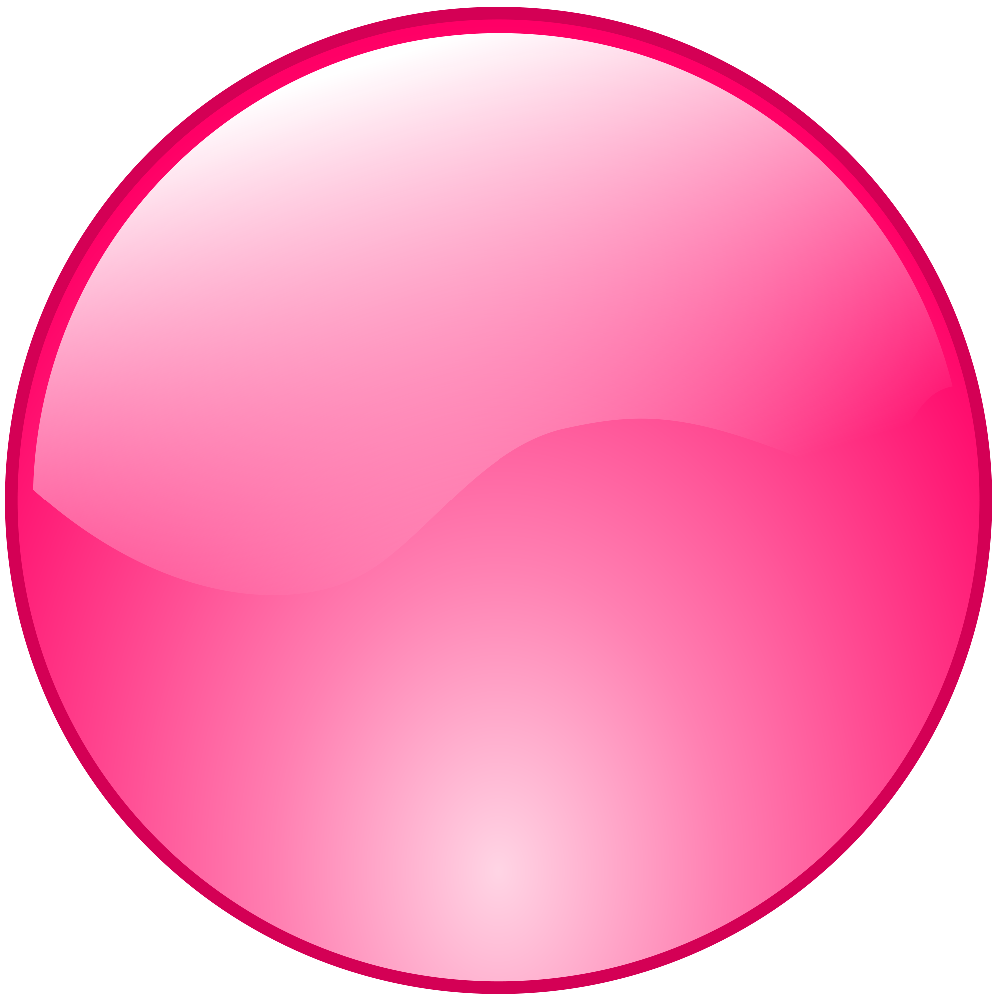 Pink circle png. File button icon svg