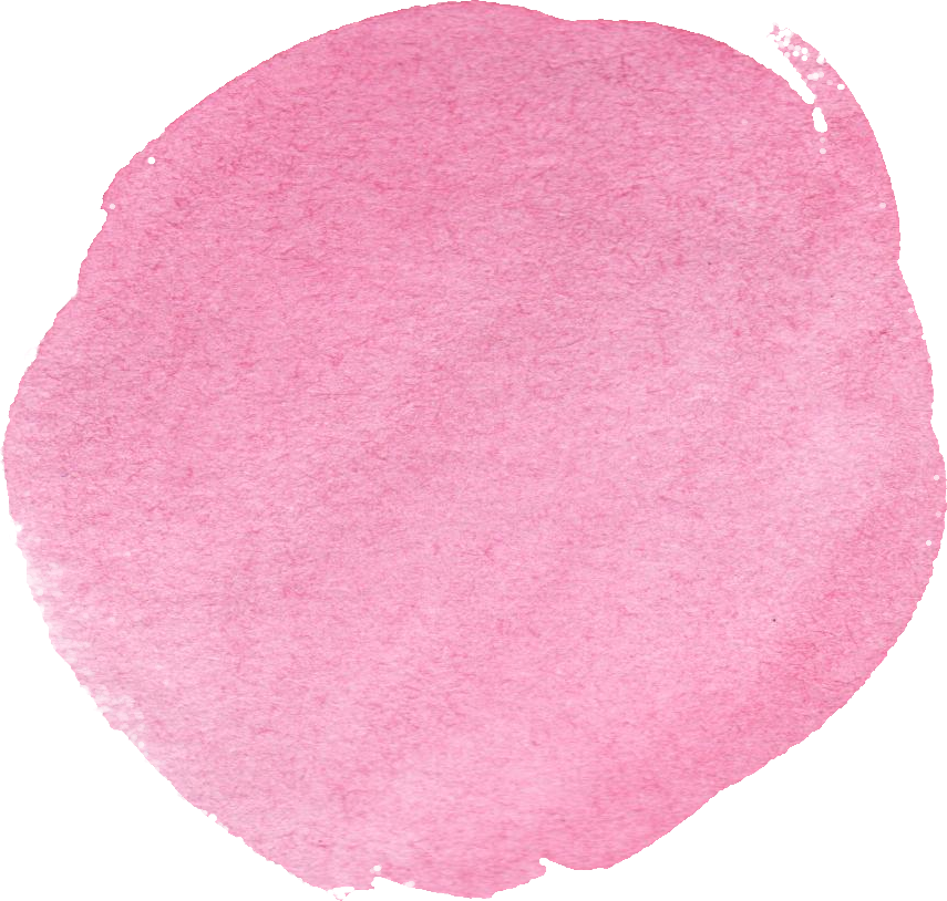 Pink watercolor png. Circle transparent onlygfx