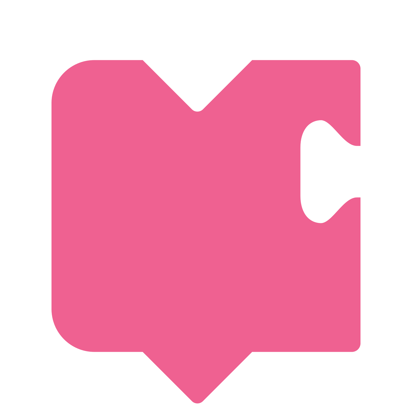 Pink youtube icon png. Icons blockly