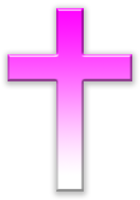 Pink free icons and. Jesus cross png picture black and white stock