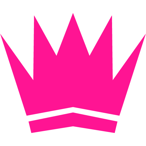Pink crown png. Deep icon free icons